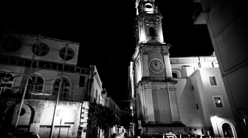 Orologio della Chiesa dell'Annunziata, Salerno